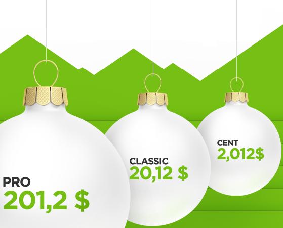 Акция «2012-й Новогодний ордер» от Forex4you - New-Years-gift-Forex4you-2012