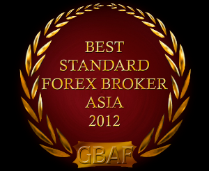Best forex broker asia 2012
