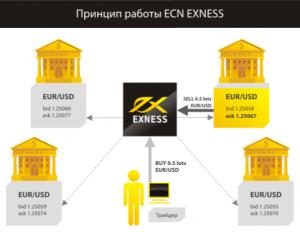 Компания EXNESS открывает регистрацию ECN-счетов - EXNESS-open-registration-ECN-accounts-300x232