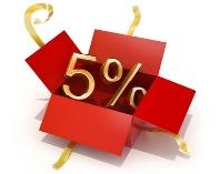 Плюс 5% к прибыли в течение месяца! - Forex4you-plus-5-percent-to-profits