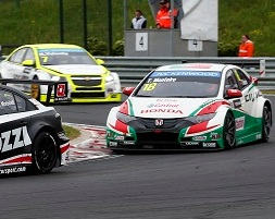 Forex4you - официальный партнёр российского этапа FIA WTCC - Forex4you-official-partner-of-the-Russian-stage-FIA-WTCC