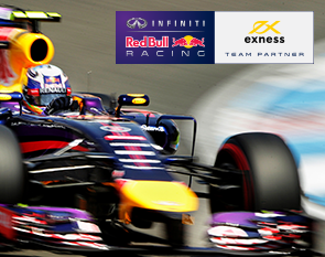 «Энергичный старт» 2015: начало сотрудничества EXNESS и Infiniti Red Bull Racing - EXNESS-beginning-of-cooperation-with-Infiniti-Red-Bull-Racing