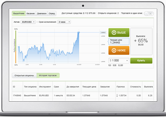 Alpari binary options login