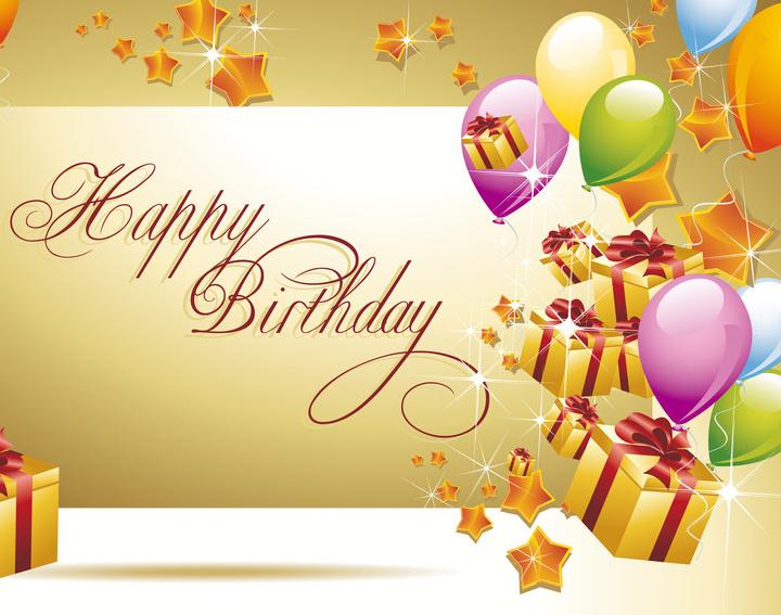 Поздравления с днем рождения другу на английском языке