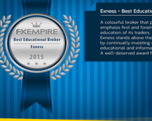 EXNESS стала победителем в конкурсе FX Empire Awards 2015 - EXNESS-pobeda-v-konkurse-FX-Empire-Awards-2015-300x239
